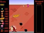 Jouer gratuitement à The tazmanian Devil in: Burgers -n- Bombs!