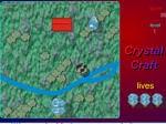 Jouer gratuitement à Crystal Craft