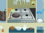 Jouer gratuitement à Omelette Chef