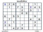 Jeu Simplest Sudoku