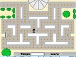 Jouer gratuitement à Pacman School