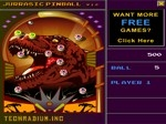 Jouer gratuitement à Jurassic Pinball
