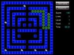 Jouer gratuitement à Snake Pacman