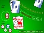Jouer gratuitement à Ace Blackjack