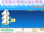 Jeu Word Sailing