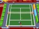 Jouer gratuitement à Twisted Tennis