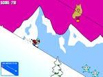 Jouer gratuitement à Agressive Alpine Skiing