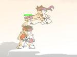 Jeu Les aventures de Ryuken Hadouken