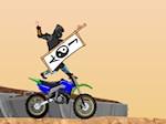 Jeu Moto Rush 2