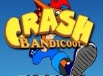 Jeu Crash Bandicoot Online