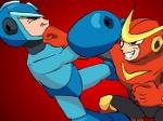 Jeu Megaman vs Quickman