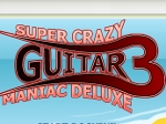 Jeu Super Crazy Guitar Maniac 3