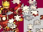 Jeu Puzzle de Iron Man