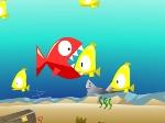Jouer gratuitement à Le poisson mange du poisson