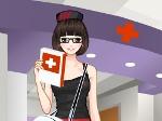 Jouer gratuitement à Habille l'infirmière