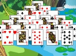 Jeu Jungle Solitaire