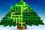 Jouer gratuitement à Les guirlandes de l'arbre de noël