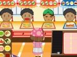Jouer gratuitement à Poste d'hamburgers de Kelly