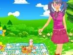 Jeu Picnic Girl Game