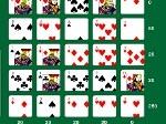 Jouer gratuitement à Poker Solitaire Deluxe