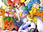 Jeu Pokémon: Trouve l'abécédaire