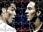 Jouer gratuitement à Cristiano Ronaldo vs Lionel Messi Puzzle