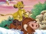 Jouer gratuitement à Le Roi Lion - Trouve les numéros