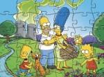 Jeu Puzzle de Les Simpson