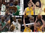Jouer gratuitement à Garnet vs. Gasol: NBA Finals 2009/10