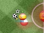 Jouer gratuitement à Gravity Football 2 - Championnat du Monde 2010