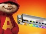 Jouer gratuitement à Alvin et les Chipmunks: Harmonica