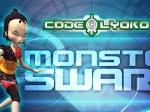Jouer gratuitement à Code Lyoko: Monster Swarm