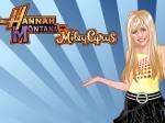 Jeu Habiller Hannah Montana