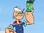 Jeu Popeye et Olive