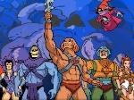 Jeu He-Man: Ranger les pièces