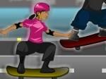 Jouer gratuitement à Skater Math