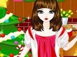 Jouer gratuitement à Pretty Christmas Girl