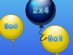 Jeu Balloon Pop Math