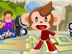 Jouer gratuitement à Le singe danseur