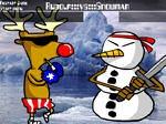 Jeu Christmas Combat