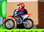 Jouer gratuitement à Mario Bros. Motocross