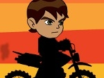 Jeu Ben 10 Hard Bike