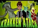 Jouer gratuitement à Ben10 - Krakken Attack
