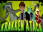 Jeu Ben10 - Krakken Attack