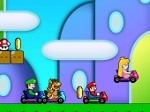 Jouer gratuitement à Mario Kart Online