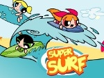 Jeu Super Surf: Powerpuff Girls