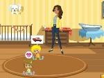 Jouer gratuitement à S'occuper des petits enfants