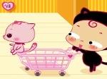 Jeu Le supermarché
