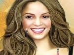 Jeu Coiffer et maquiller Shakira