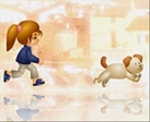 Jouer gratuitement à Promener des petits chiens